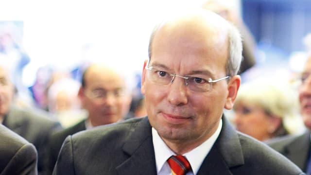 Rainer Wendt, Chef der Deutschen Polizeigewerkschaft.