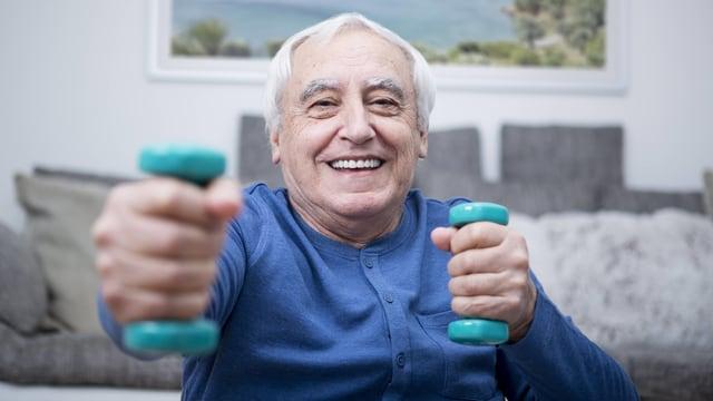 Video «Fit im Alter, Cannabis, Legasthenie» abspielen