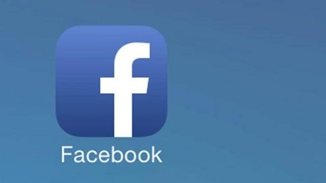 Il logo da Facebook