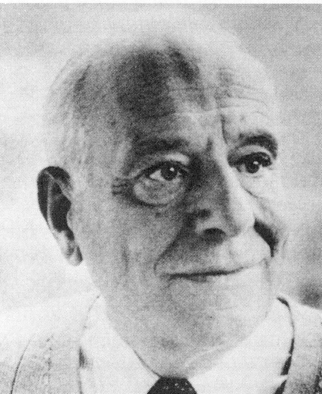 Men Gaudenz 1899 - 1982