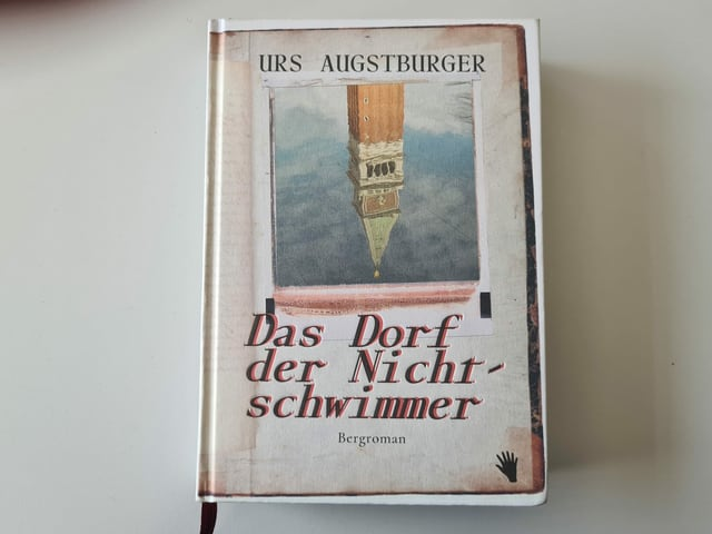 Il 10avel roman da Urs Augstburger, gioga a Mustér.