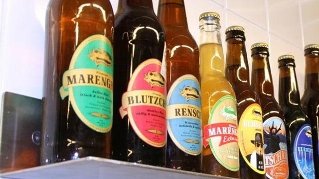 Buttiglias da biera