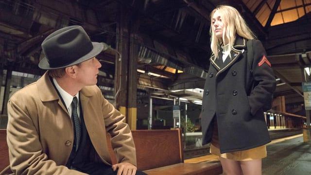 Ewan McGregor und Dakota Fanning in «American Pastoral»