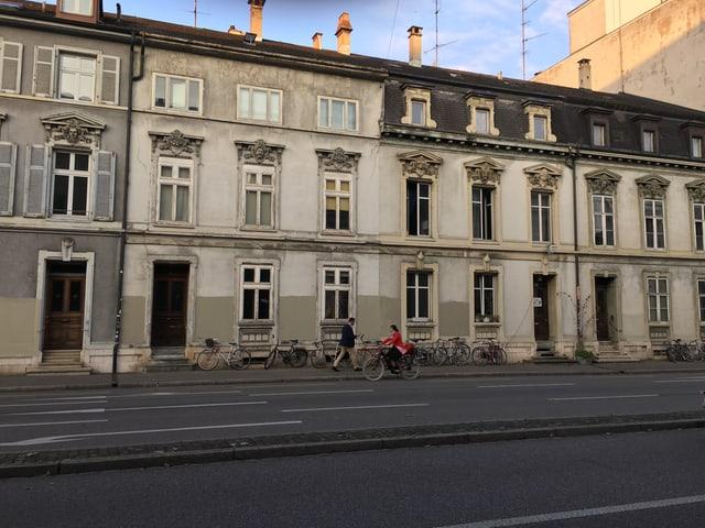 Haus am Steinengraben.