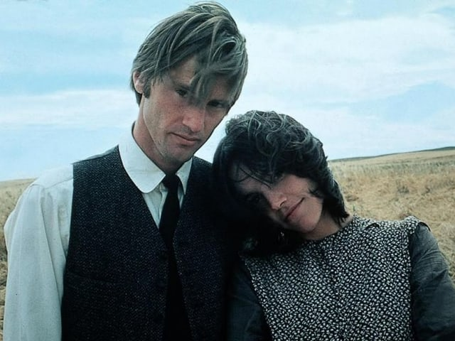 Sam Shepard und Brooke Adams in «Days of Heaven» (1979)