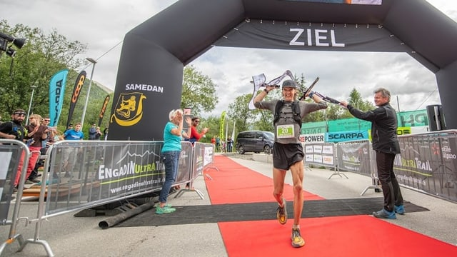 Gian Marchet Schicktanz: Tgi è il currider da trail runs?