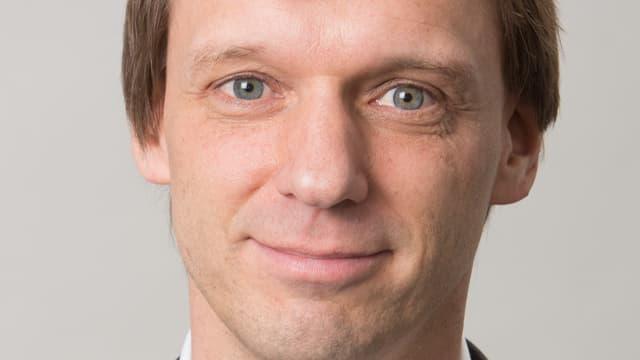 Portrait Stefan Wiemer.