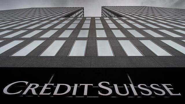 Part d'ina filiala da la Credit Suisse.