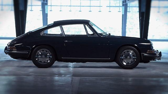 Video ««Porsche 911» – Der Inbegriff einer Legende» abspielen