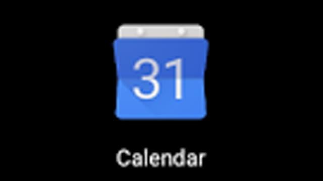 Ein Screenshot des neuen Kalender-Icons von Android 5.