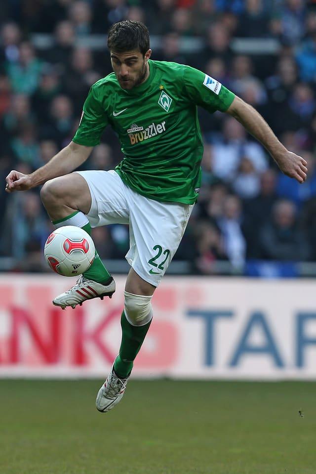 Borussia Dortmund verpflichtet Innenverteidiger Sokratis Papastathopoulos von Werder Bremen