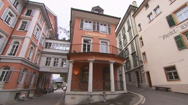 Video «Goldener Schlüssel in Baden (AG) - Tag 4» abspielen