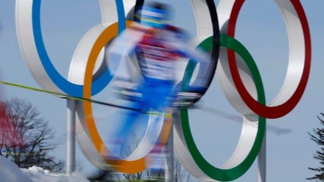 Atlet russ tgi passa fitg spert ils rintgs olimpics