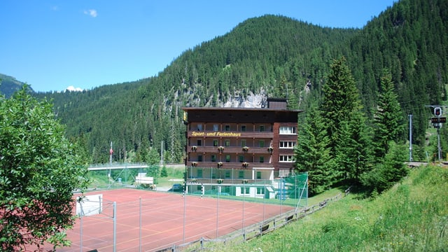 Sport- und Ferienhaus Valbella.