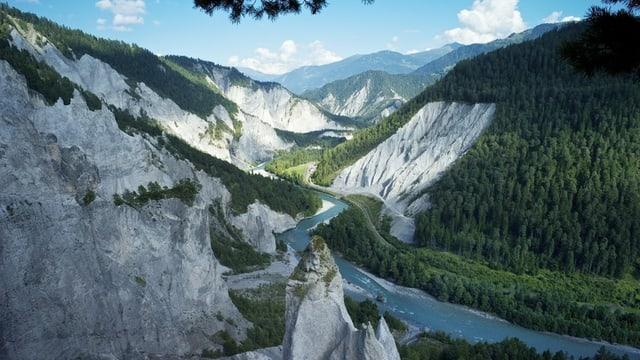 Berg und Tal.