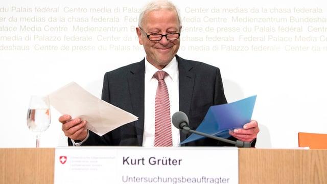 Kurt Grüter.