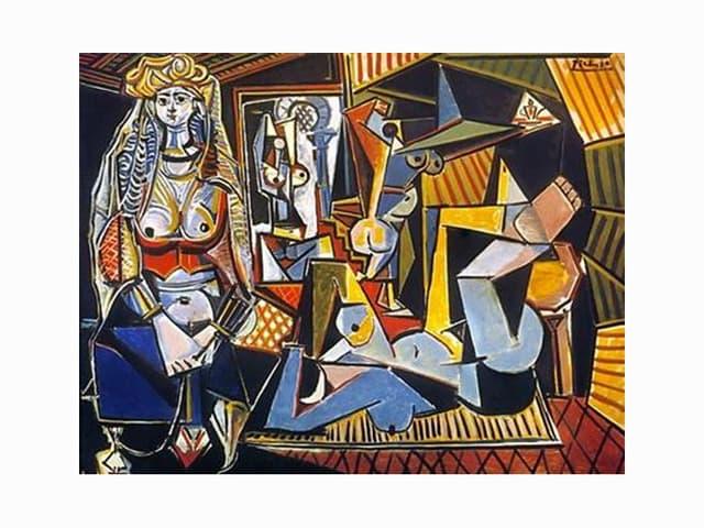 Bild von Picasso: «Les femmes d'Alger (Version O)»