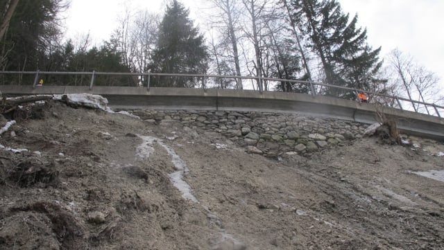 La garascha Oberalp a Sedrun
