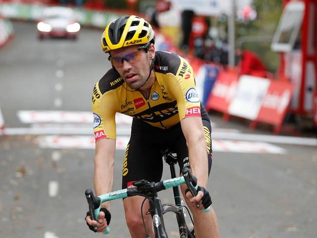 Der Niederländer Tom Dumoulin.