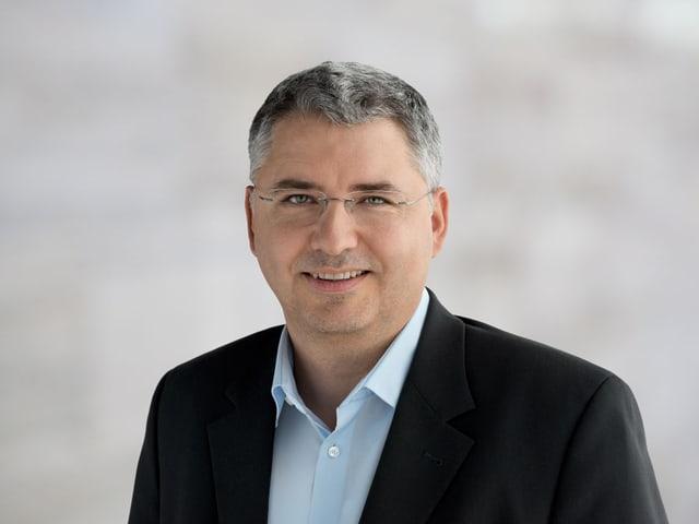 Roche-Chef Severin Schwan