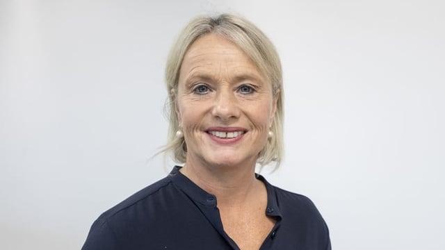 Elisabeth Schneider-Schneiter, Präsidentin der Aussenpolitischen Kommission des Nationalrats.