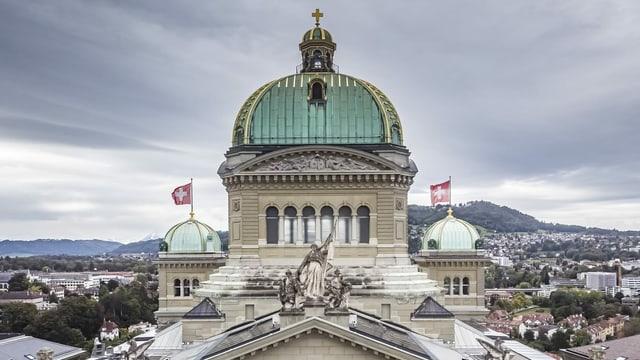 Bundeshauskuppel.
