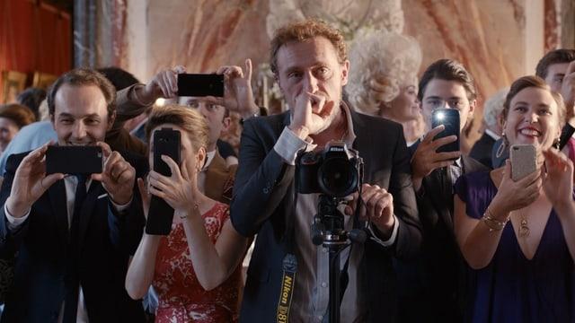 Video «Neu im Kino «C'est la vie – Das Leben ist ein Fest»» abspielen