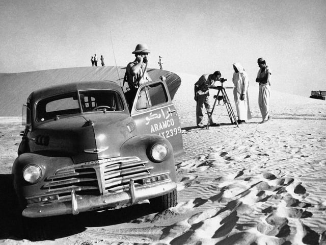 Aramco/1951