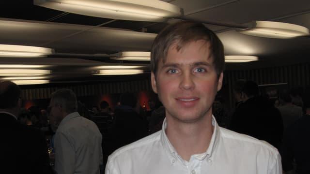 Junglandwirt Christian Galliker (28).