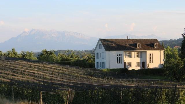 Gästehaus des Klosters Baldegg