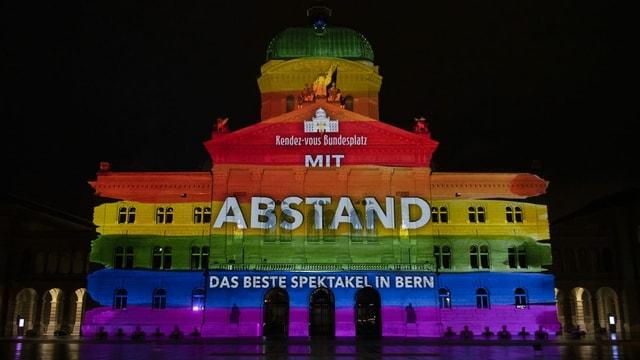 Rendez-vous Bundeshaus