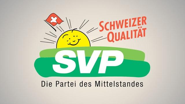Blick auf die SVP