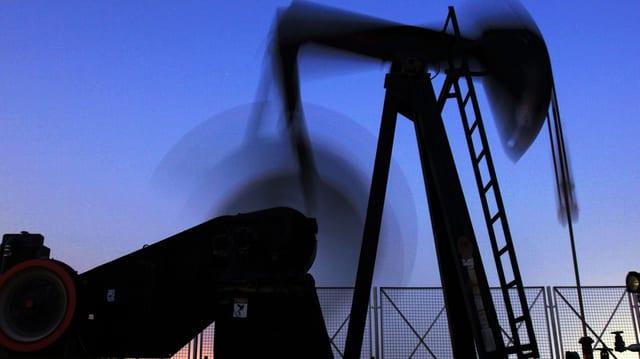 Ölförderung in Bahrain