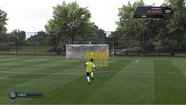Fifa17 Trainingsmodus