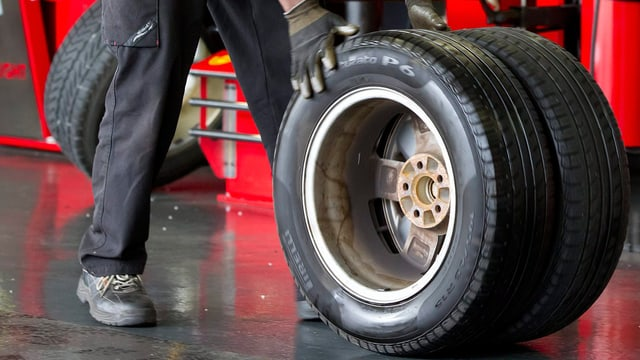 Spannendes zum Reifenwechsel