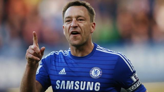 Der Captain ist immer noch das Gesicht des FC Chelsea - gerade nach dem Abgang von Frank Lampard.
