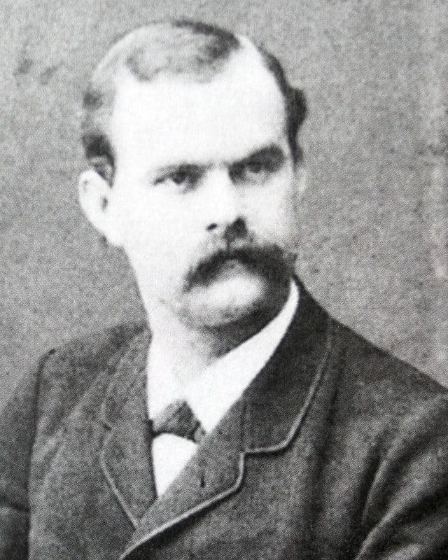 Friedrich Emil Welti um 1890