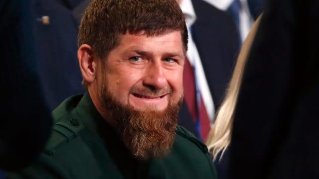Präsident Kadyrow streitet alles ab