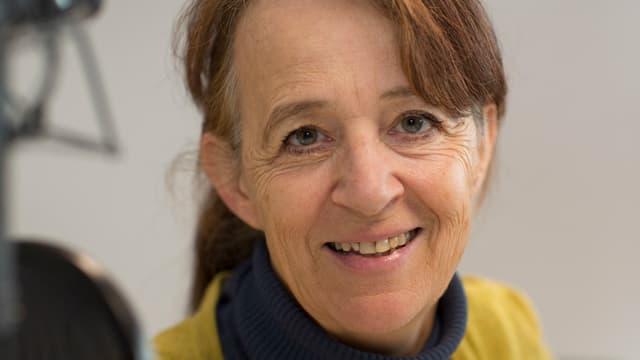 Cordelia Fankhauser, Kulturredaktorin Radio SRF