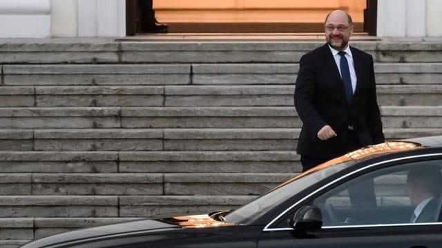 SPD-Parteichef Martin Schulz.