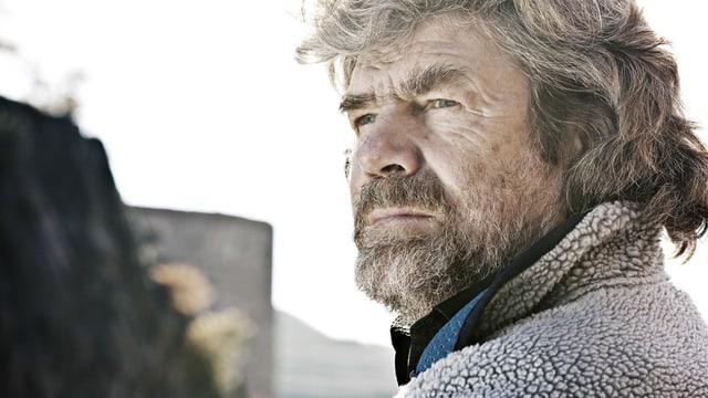 Video «Reinhold Messner im Gespräch mit Yves Bossart» abspielen