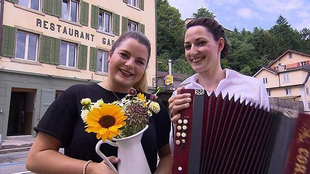 Video «Kanton Luzern – Tag 5 – Gartenhaus 1313, Luzern» abspielen