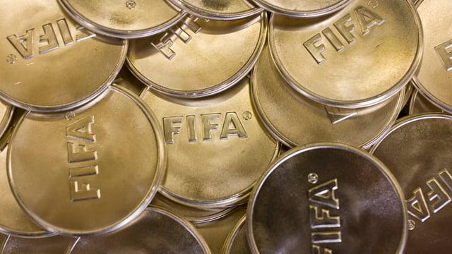 Geld und Fussball