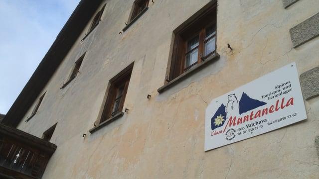 chasa Muntanella a Valchava