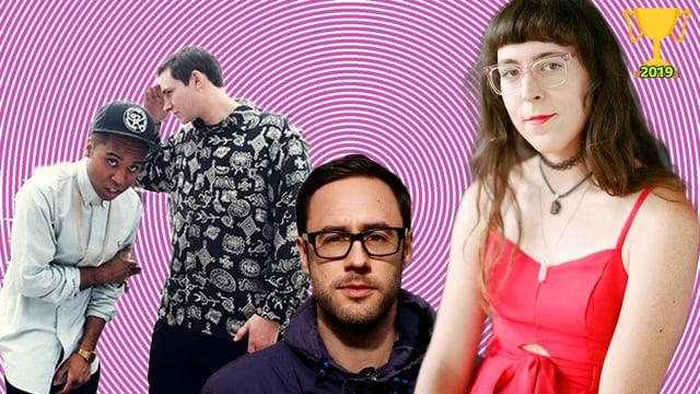 Electronica-Künstler, Collage