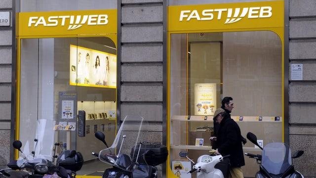 Fastweb-Shop