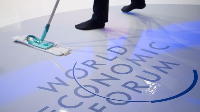 Il 47 avel forum mundial d'economia è i a fin.