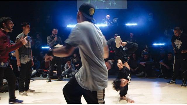 Video «Nationalität: Breakdancer» abspielen