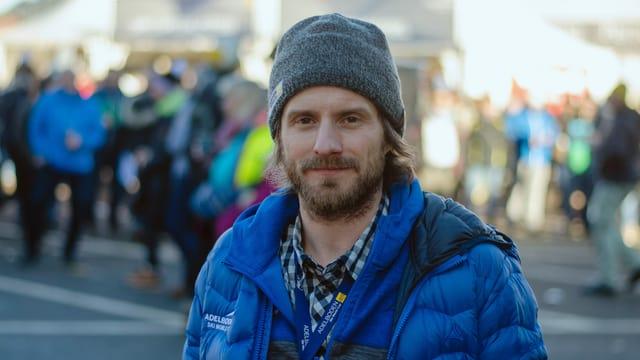 Christian Haueter, der Geschäftsführer des Adelbodner Weltcups.