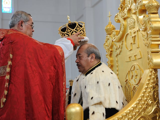 Tonga König